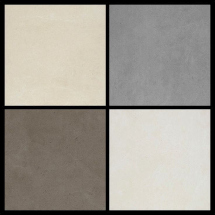 This series comes in four possible shades to choose from for Carrelage slim tile