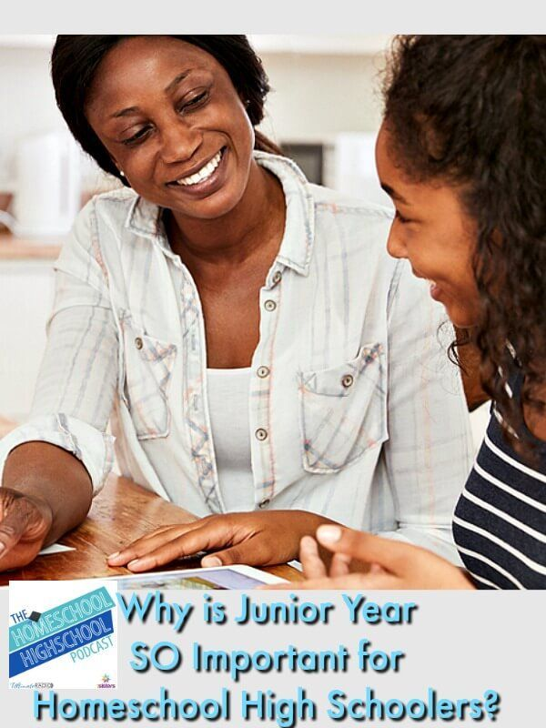 HSHSP Ep 121: Why is Junior Yr SO Necessary for Excessive Schoolers