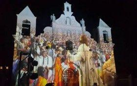 Se realizará proyección sobre iglesia de San Antonio de la Cal