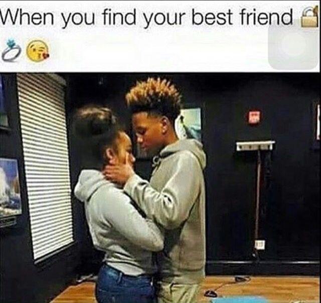 Best friend dating girl i love