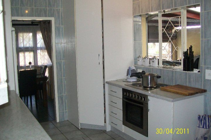 Kitchen Before going open plan