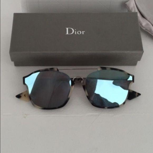 Dior Abstract Sunglasses Great condition! Happy to provide more info, $400 free ship via eBay or Merc. Dior Accessories Sunglasses
