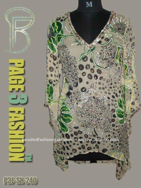 Abiti da spiaggia - tuniche - caftani - beachwear copertura - ups - produzione di alta moda perline capi - italian.alibaba.com