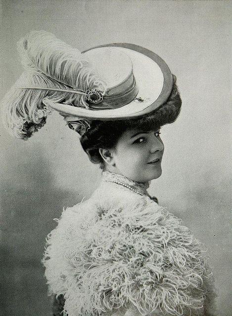 Chapeau 1905