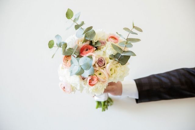#bruidsboeket #bruiloft #trouwen #trouwdag #huwelijk #inspiratie #idee #real #wedding #inspiration Trouwen op Landgoed Waterland in Velsen-Zuid | Photography: RiCon Fotografie | ThePerfectWedding.nl