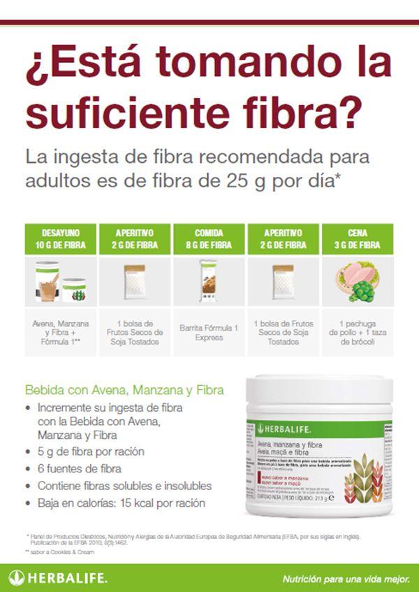 Bebida con Avena, Manzana y Fibra en Herbaline España ... Tel. Pedidos: 633 138 432