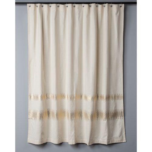 Cream Shower Curtain Rizzy Rugs Shower Curtains Bath Accessories Bath