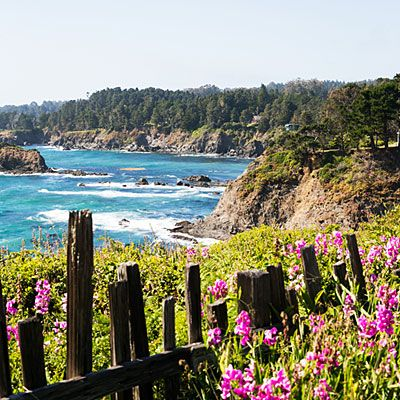 Paradise found, Mendocino County - the Ultimate California Highway 1 Road Trip - Sunset Magazine.