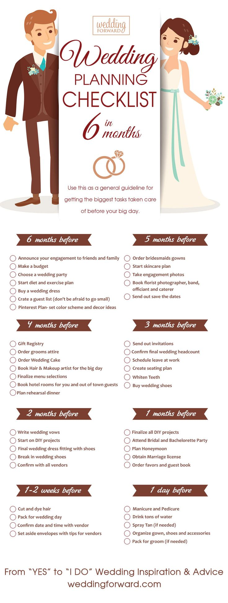 Best 25 Wedding planner checklist ideas on Pinterest Wedding