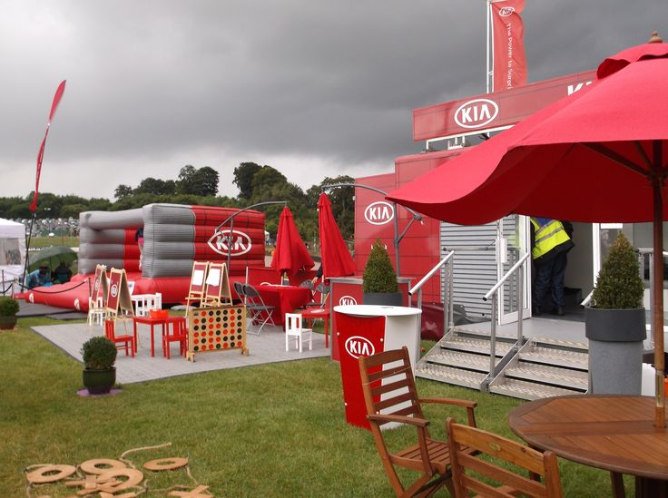 Pro-ex deliver another world class stand for Kia Motors at CarFest South