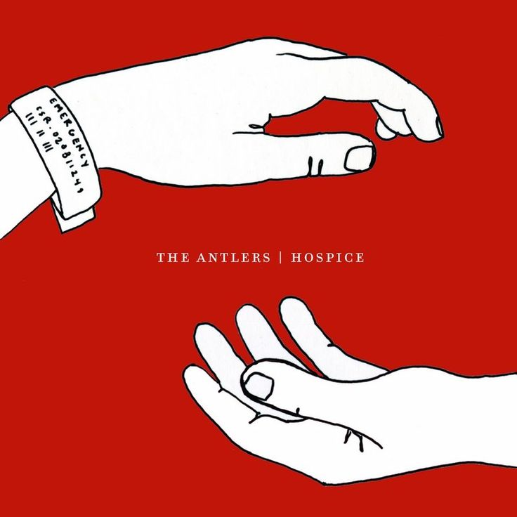 Hospice by The Antlers | one of those albums that really makes you think.