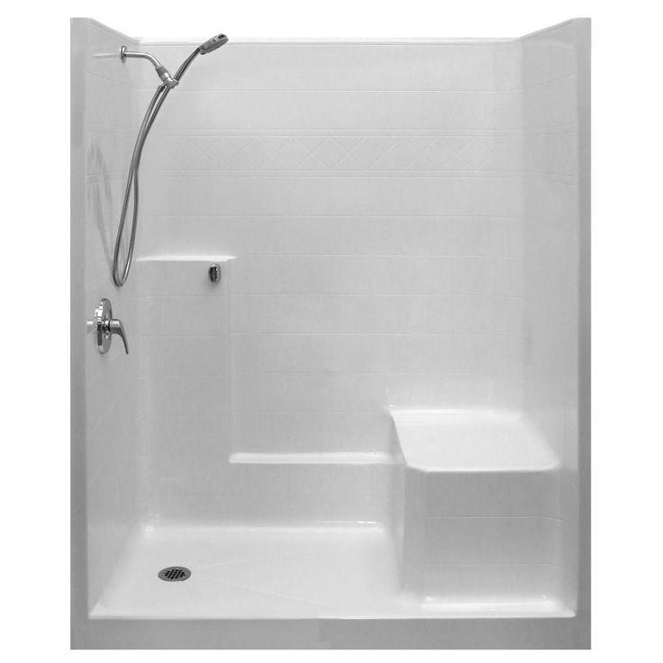Best 25+ One piece shower stall ideas on Pinterest | One piece ...