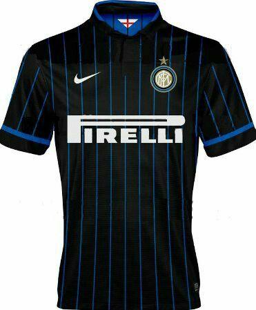 Inter 2014 / 2015 home jersey