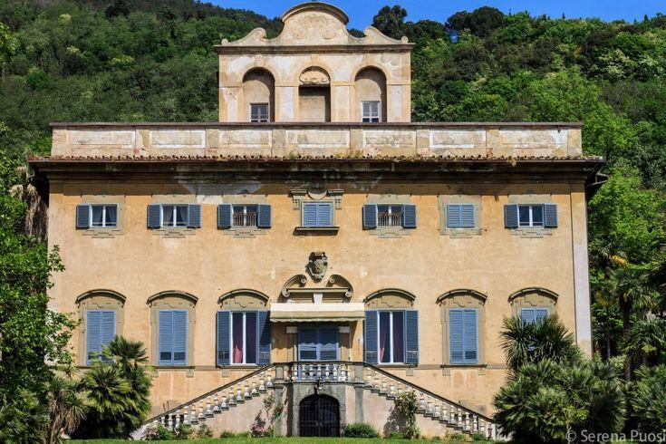 Villa Corliano, San Giuliano Terme [Photo credits: Serena Puosi, Tuscany Social Media Team]