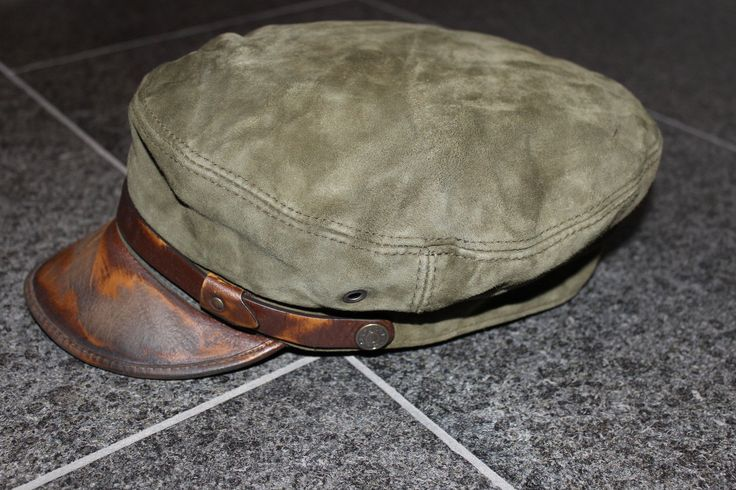 DSQUARED2 S/S 2014 HOT FULL LEATHER PAPERBOY CAP HAT HUT S Mütze CAPI CAB-DRIVER in Kleidung & Accessoires, Herren-Accessoires, Hüte & Mützen | eBay!