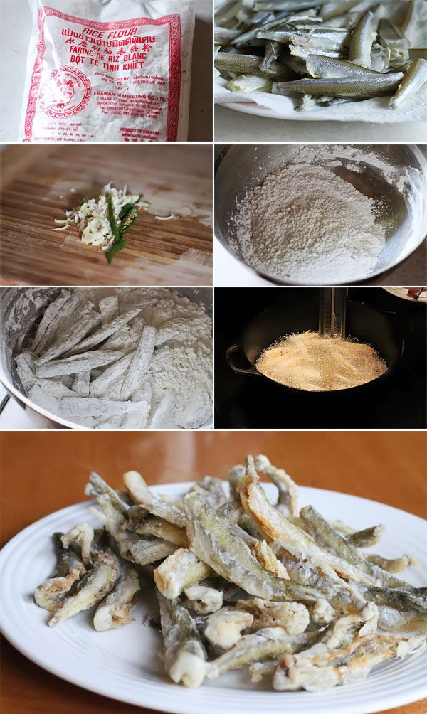 how to cook smelt fish recipe