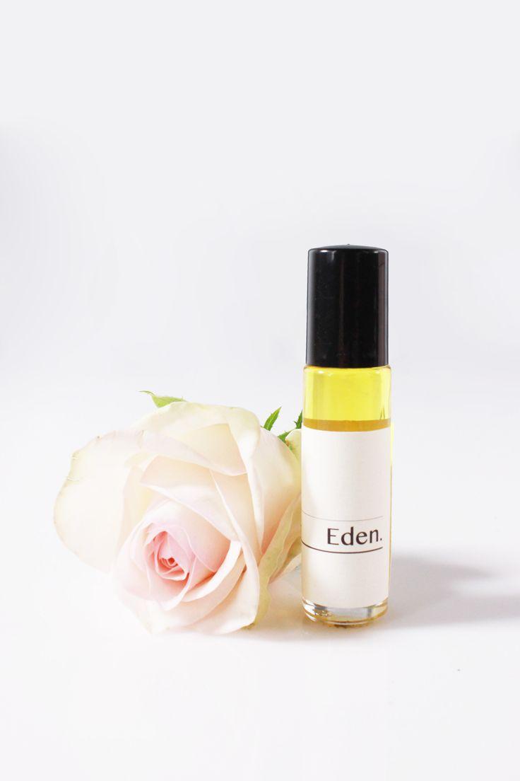 Meet Eden, Kuwaii's first signature perfume -natural perfume