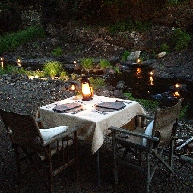 Gallery of a south-east-Queensland luxury camping experience