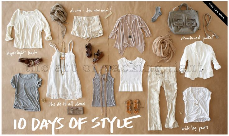 10 days of style