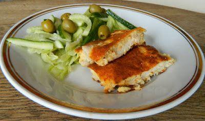 Extra diétás bundás csirkemell recept (gluténmentes) + zöldborsós görög rizs recept ~ Éhezésmentes Karcsúság Szafival
