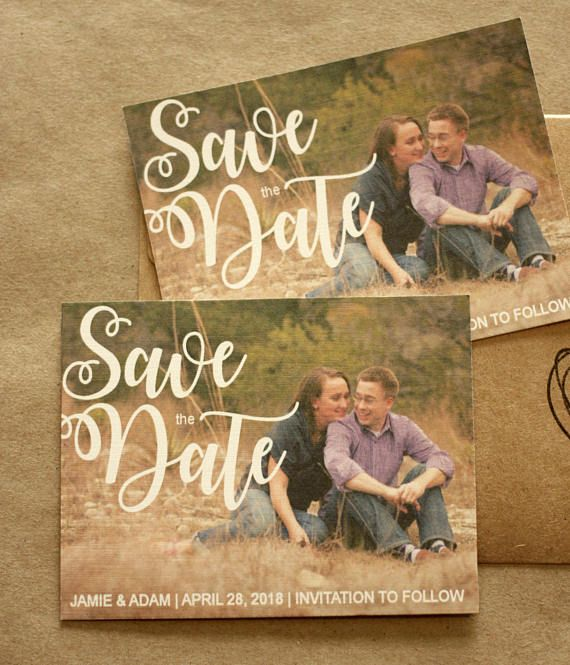 Photo Magnet Save the Date Save the Date Magnet or Card. Click through to find matching games, favors, thank you cards, inserts, decor, and more.  Or shop our 1000+ designs for all of life's journeys. Weddings, birthdays, new babies, anniversaries, and more. Only at Aesthetic Journeys