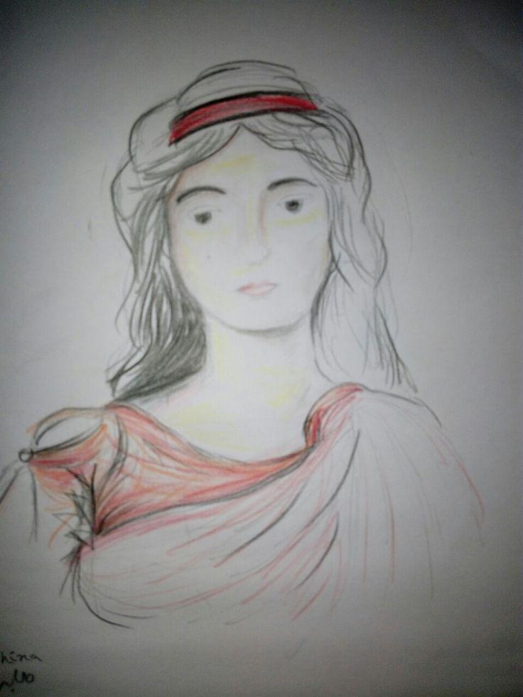 Sabir Alam Drawing : Shina