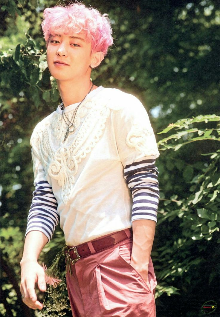 [SCAN] [170719] #CHANYEOL for #TheWarEXO #KOKOBOP
