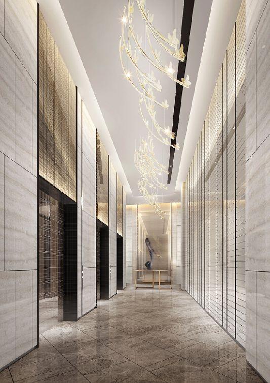Best 25 elevator lobby design ideas on pinterest for Modern elevator design