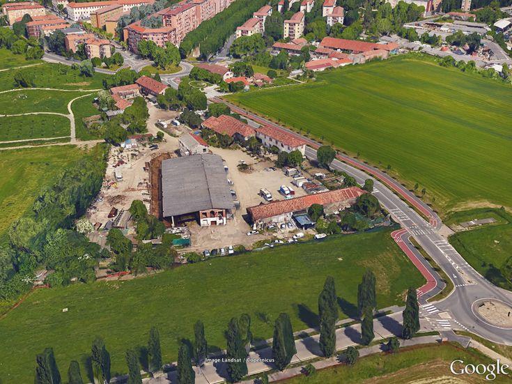 Recupero e riqualificazione di Cascina Nosedo, in via san Dionigi in zona Porto di Mare-Parco della Vettabbia.