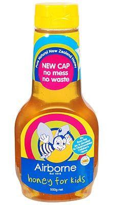 Honey for Kids - Liquid Easy Pour Bottle Honey - 500g | Shop New Zealand NZ$15.90