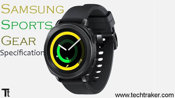 Samsung Gear Sport 4 full specification: General Device Type Samsung Gear Sports SIM No – Samsung Pay – MIL-STD-810G compliant – 50m waterproof – Compatible with standard 20mm straps  Announcement Status Coming soon. Exp. release 2017, October Announce 2017, August  Body Dimension 44.6 x 42.9 x 11.6 mm (1.76 x 1.69 x 0.46More