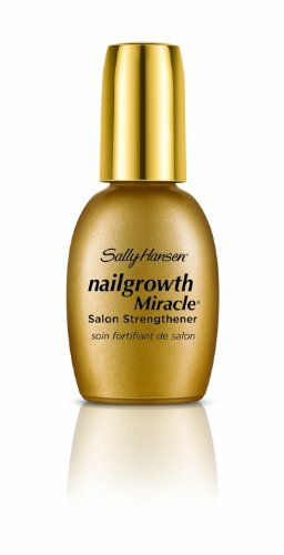 Sally Hansen Nailgrowth Miracle, 0.45 Fluid Ounce $6.94 (save $1.01) + Free Shipping