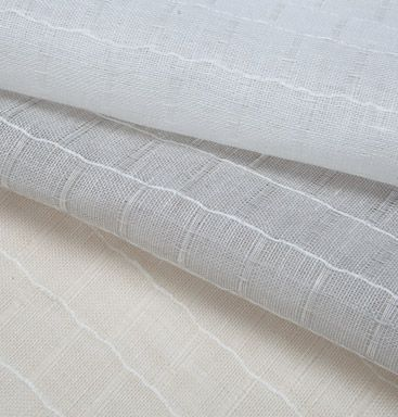 SHEERS collection / 100% Linen