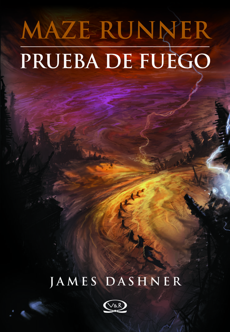 Prueba de fuego seguda parte de CORRER O MORIR