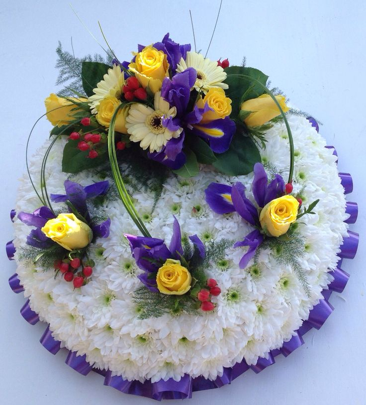 Posy Pad - Floral Tribute