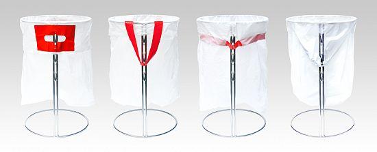 Держатель для полиэтиленовых пакетов Redpack Серебро | Разверни — магазин необычных подарков