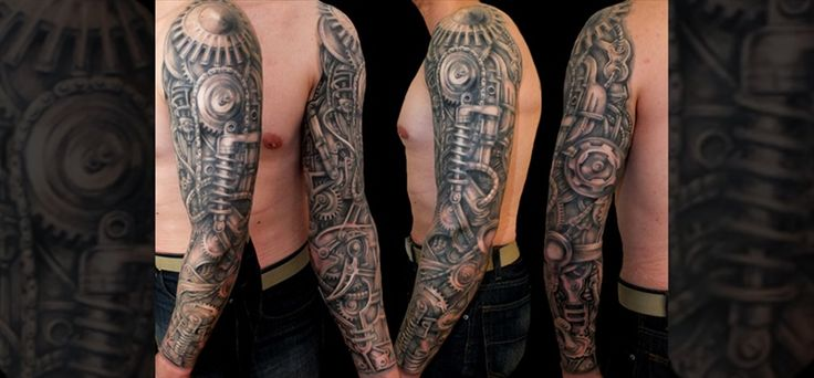 Umělecké tetování prezentace