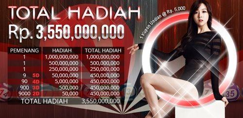 Buntut Indonesia Online Nalo : http://www.indonalo.net Agen Togel Online Indonesia Menghadirkan  Togel atau Pools 30 Kota Di Indonesia Pertama dan Satu-  Satunya di Indonesia DIUNDI SETIAP HARI http://goo.gl/qLSlS0  Main Live Streaming Setiap Hari Jumat,  Total Hadiah 3.5 Miliar Rupiah ( 1st @ Rp.1M , 2nd @  Rp.500Jt , 3rd @ Rp.250Jt ) http://goo.gl/qLSlS0  Semua Jadwal dan Hasil keluaran akan mengikuti Waktu  Indonesia Barat (WIB)  Diskon yang diberikan http://www.indonalo.net sangat…