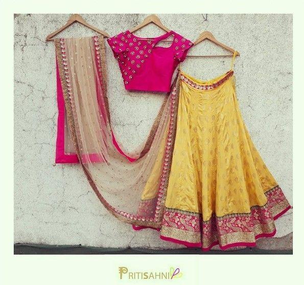 Gorgeous colour combo