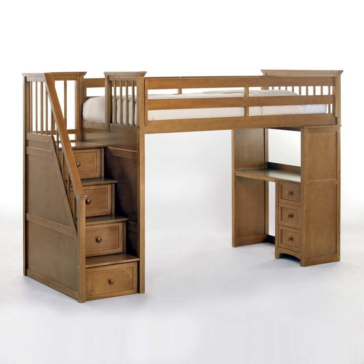 Best The 25 Best Bed With Desk Underneath Ideas On Pinterest 400 x 300
