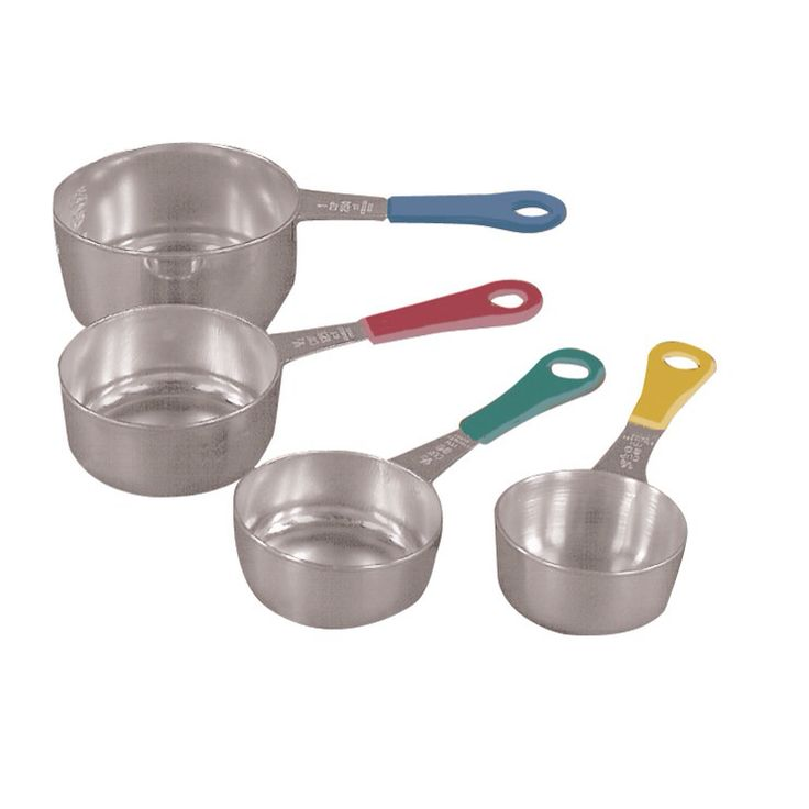 Dry measuring cup