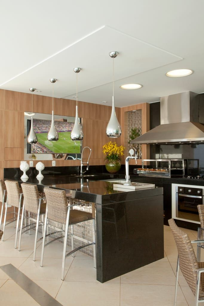 Navegue por fotos de Casas modernas: Casa Buriti. Veja fotos com as melhores ideias e inspirações para criar uma casa perfeita.