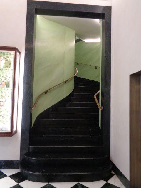 Entrata alla Pasticceria Marchesi - Milano