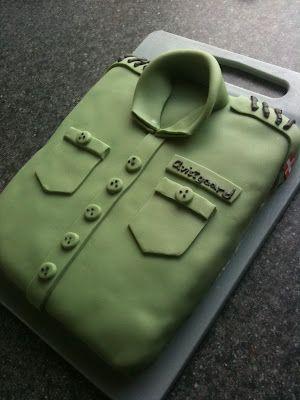 Madmekka - military cake