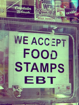 The number of food stamp recipients has risen since Obama took office from 31,983,716 to 43,200,878, a 35.1% jump.