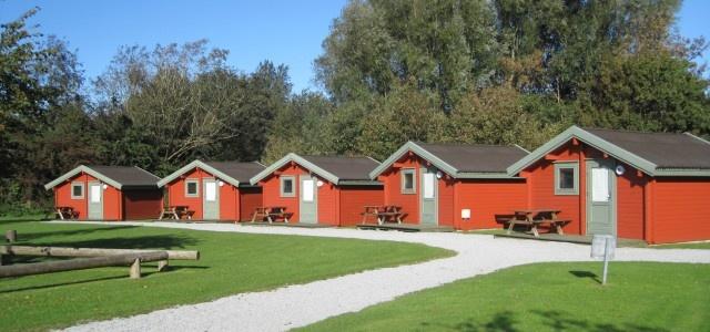 Danhostel Hjørring har også hytter