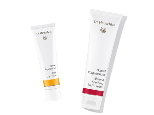 Шерочка с Машерочкой: Dr.Hauschka Rose Day Cream Дневной крем для лица Р...