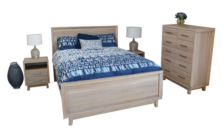 Carson 4 Piece Bedroom Suite