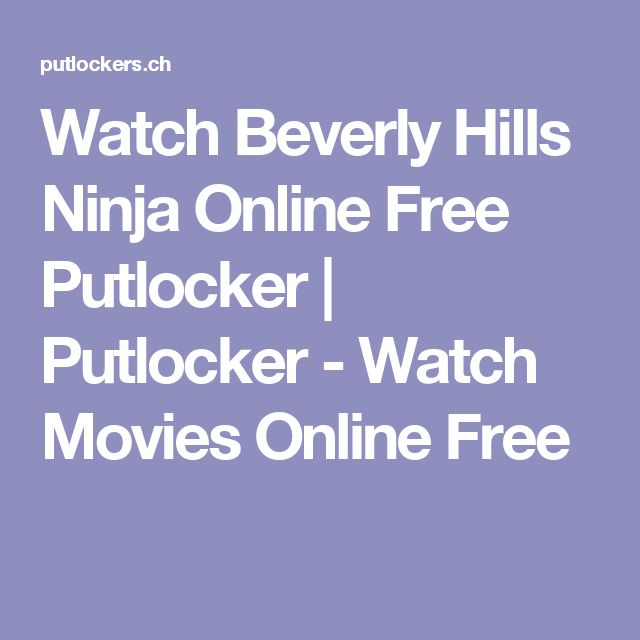 8 Free & Legal Movie Streaming Sites Like PutLocker