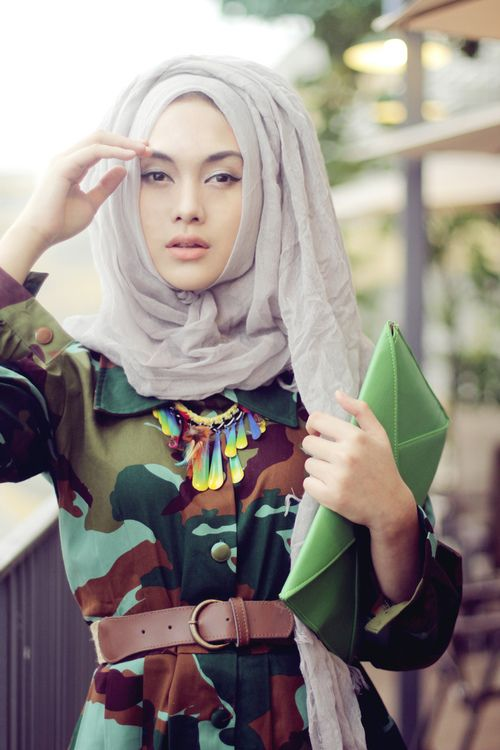 HER HIJAB THOUGH!